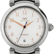 IWC Da Vinci Automatic Steel 36mm Silver Arabic numerals United States of America, New York, New York