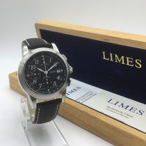 Limes Steel 42mm Automatic U8717-LC1.4 new
