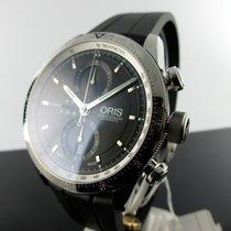 Oris Artix GT Steel 44mm Black No numerals