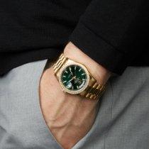 Rolex Day-Date 36 nuovo 2017 Automatico Orologio con scatola e documenti originali 118348