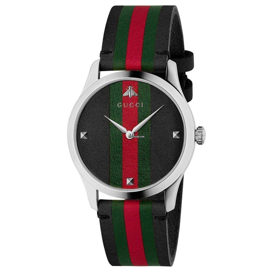 Orologi Gucci - Tutti i prezzi di orologi Gucci su Chrono24 60aeb4a9f6ca