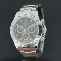 Rolex Daytona Black Dial 116520 V-Serial