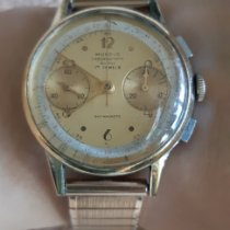 Chronographe Suisse Cie 35mm 手動發條 Landeron 248 二手 香港, Hong Kong