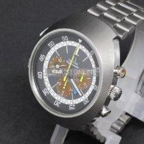 Omega Flightmaster Steel 43mm Grey No numerals