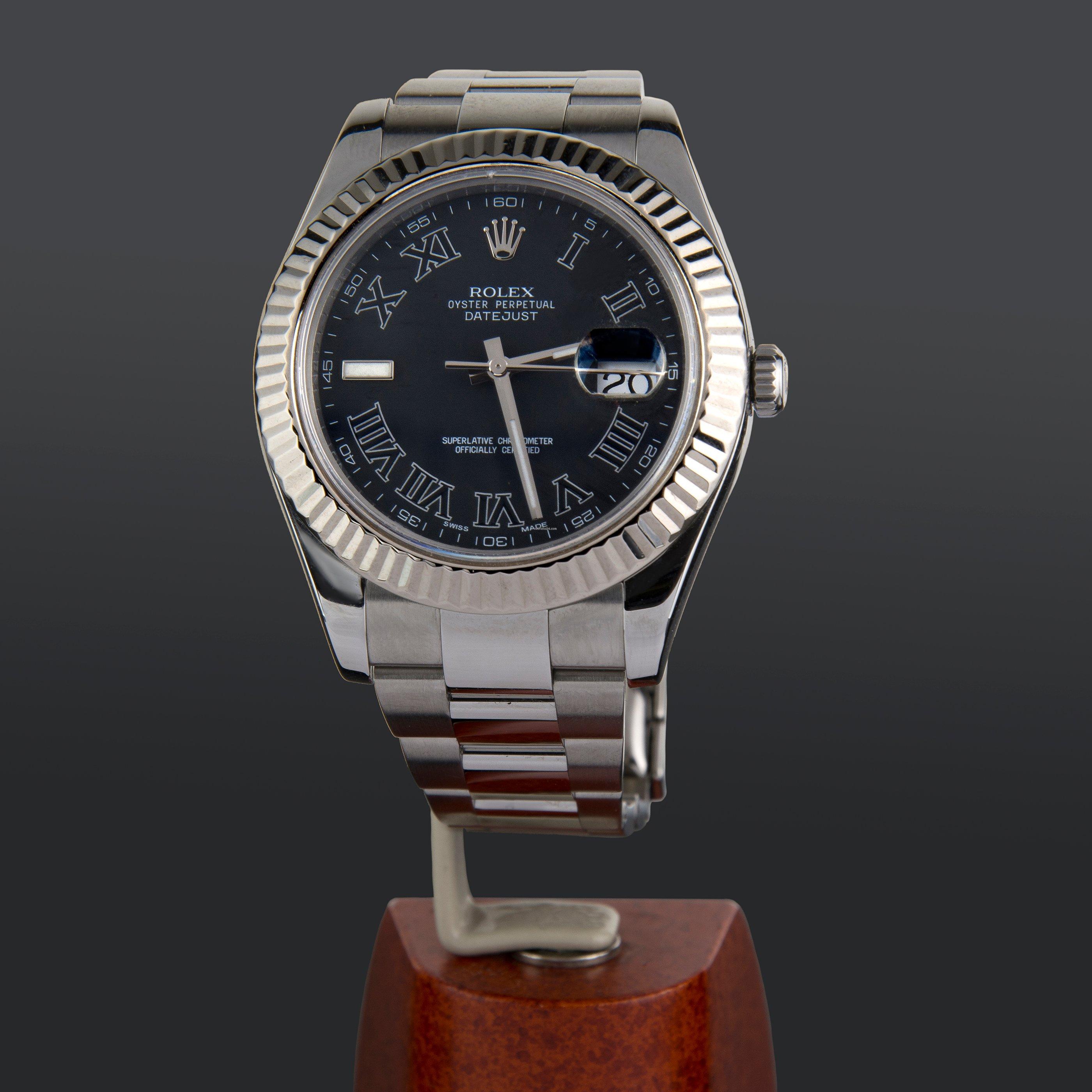 En Parte Ii Rolex € Venta 8 Datejust Un 500 Trusted Por De orBWCxde
