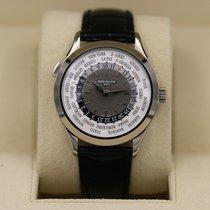 Patek Philippe World Time White gold 38.5mm Grey Arabic numerals United States of America, Tennesse, Nashville