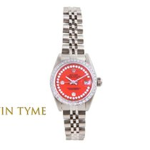 Rolex Steel 26mm Lady-Datejust pre-owned