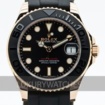 Rolex Yacht-Master 37 37mm Black