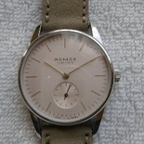 NOMOS Orion 33 Steel 44mm Arabic numerals