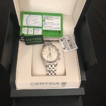 Certina Women's watch DS-8 33mm Automatic new Watch with original box and original papers 2019