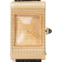 Boucheron Oro amarillo 18mm Cuerda manual 2442