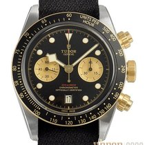 Tudor Black Bay Chrono 79363N-0003 2019 neu