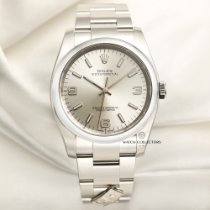 Rolex Oyster Perpetual 36 Ατσάλι 36mm