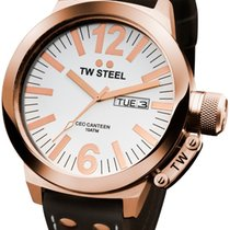 TW Steel Steel 50,00mm Quartz TWCE1018 new
