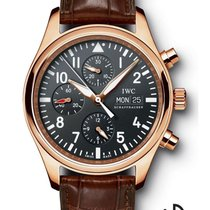 IWC Pilots Watch Chronograph