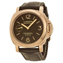 Panerai Luminor Marina 8 Days new Manual winding Watch with original box and original papers PAM00511
