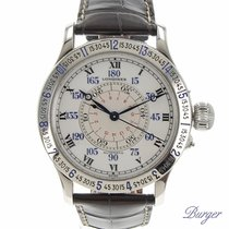 Longines The Lindbergh Hour Angle Watch