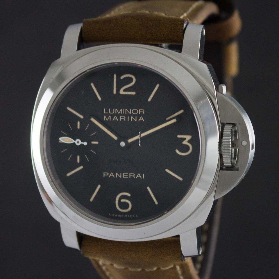 303ad8d5c556 Relojes Panerai de segunda mano - Compare el precio de los relojes Panerai