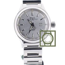 Ball Fireman Classic 31mm Steel White Dial NEW