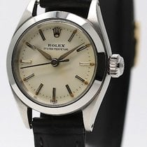 Rolex Oyster Perpetual Vintage Ladies 6618 Automatic 1130 1963