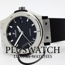 Hublot Classic Fusion Automatic Black Dial 42mm 542.NX.1171.RX...
