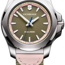 维氏瑞士军表 女士錶 37mm 石英 新的 附正版包裝盒和原版文件的手錶 2020