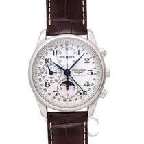 Longines Master Collection Steel 40.00mm Grey