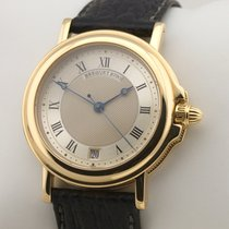 Breguet Yellow gold 35.5mm Automatic 3400 Marine Classique Herrenuhr pre-owned