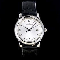 Jaeger-LeCoultre Master Control Date 1000 hours no papers