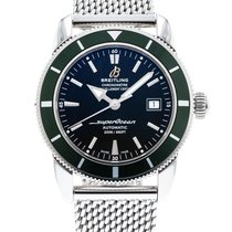 Breitling SuperOcean Heritage 42 A17321 Watch with Stainless...