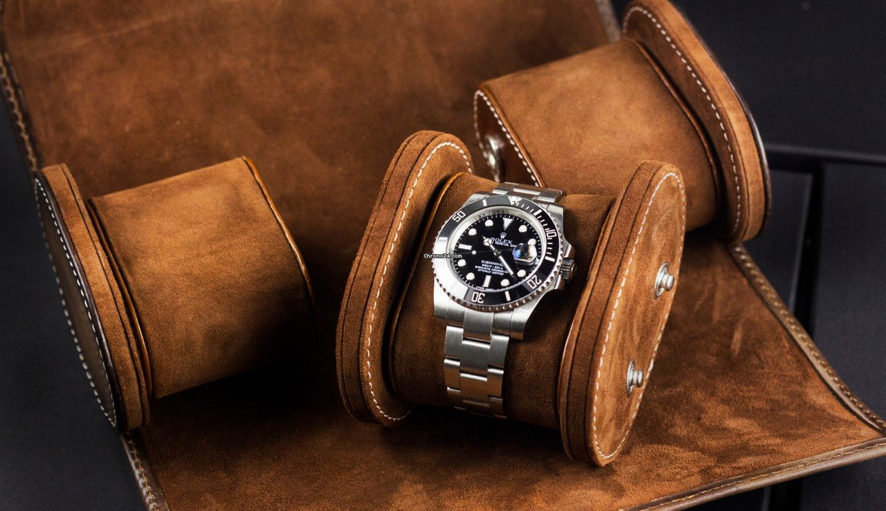 Bosphorus Leather Galata Watch Roll for  199 for sale from a Seller on  Chrono24 d4a24e8a2635b