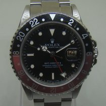 Rolex GMT-Master II 16760 Fat Lady, Full set
