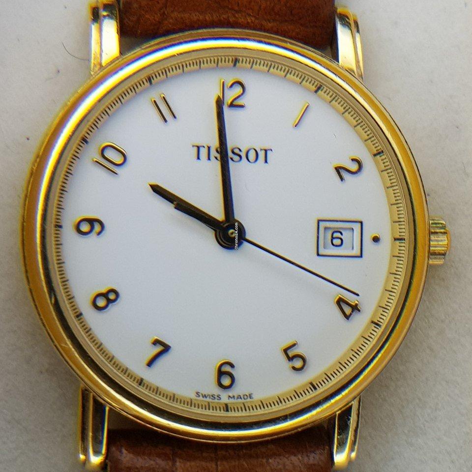 37e50895363 Relógios Tissot usados - Compare os preços de relógios Tissot usados