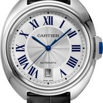 Cartier Clé de Cartier Acier 40mm Argent France, Thonon les bains