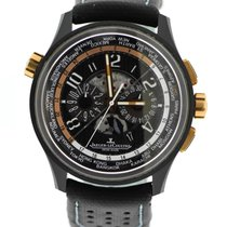 Jaeger-LeCoultre Ceramic Automatic Black 44mm pre-owned AMVOX