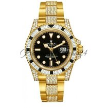 Rolex 116758SANR Geelgoud 40mm