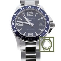 Longines HydroConquest nieuw 34mm Staal