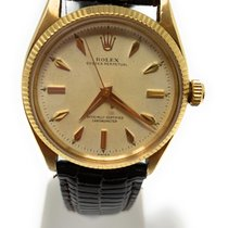 Rolex Oyster Perpetual Yellow gold 34mm No numerals