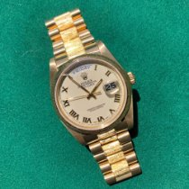 Rolex Day-Date 36 Yellow gold 36mm No numerals United States of America, California, Calabasas