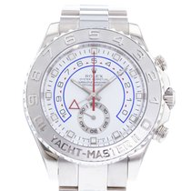 Rolex Yacht-Master II White gold 44mm White United States of America, Georgia, Atlanta