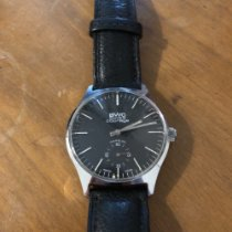BWC-Swiss Steel 34mm Manual winding pre-owned