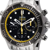 Omega Seamaster Diver 300 M Steel 44mm Black United States of America, Texas, Austin