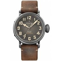 Zenith Pilot Type 20 Extra Special Steel 45mm Grey Arabic numerals