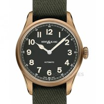 Montblanc Bronze 40mm Automatic 118222 new United States of America, Iowa, Des Moines