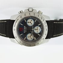 Tudor Sport Chronograph Steel 41mm Grey