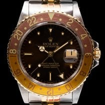 Rolex GMT-Master 40mm Brown United States of America, Massachusetts, Boston