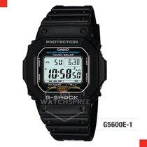 Casio 46mm G5600E-1D new