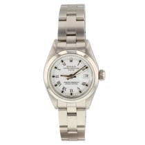 Rolex Oyster Perpetual Lady Date 69160 1990 occasion