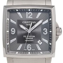 Certina DS Podium Square C001.510.44.067.00 2020 nouveau