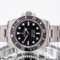 Rolex Submariner (No Date) Steel 40mm Black United Kingdom, Essex